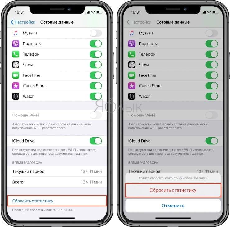 Почему «Удаленное ПО» в настройках мобильного интернета на iPhone