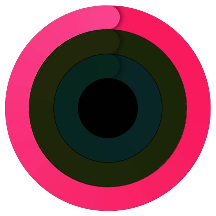 Как закрыть кольцо «Подвижность»?