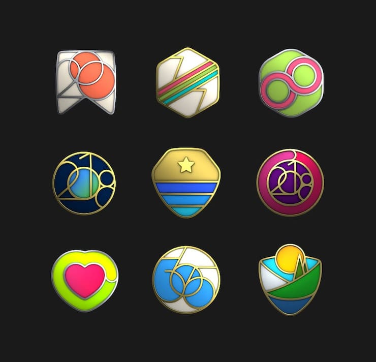 Кольца активности в Apple Watch