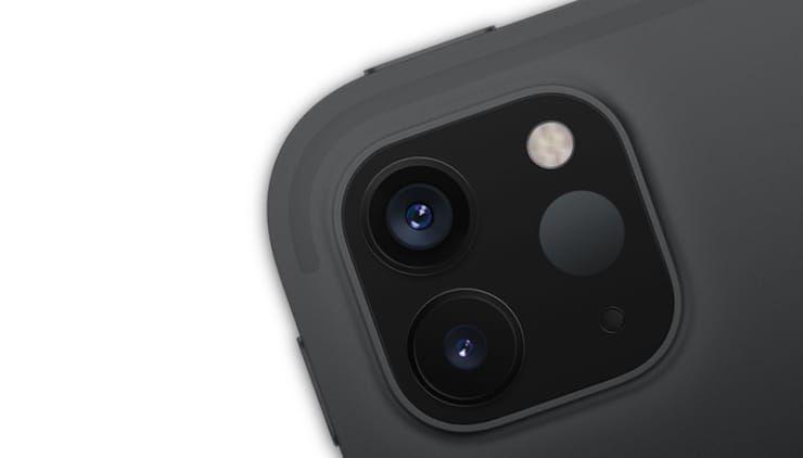 Для чего нужен сканер LIDAR в iPad Pro и что это такое?