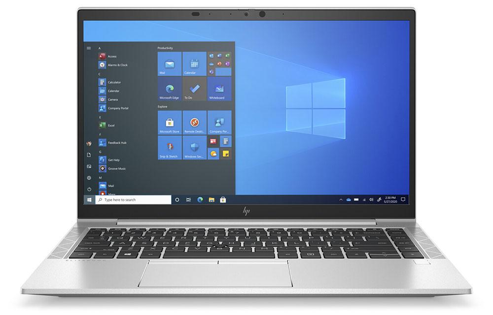 """HP EliteBook Ноутбук 840 Aero G8, вид спереди """"width ="""" 1000 """"height ="""" 640 """"/> </p> <p style="""