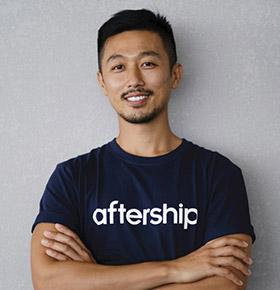 Соучредитель Aftership и главный технический директор Эндрю Чан