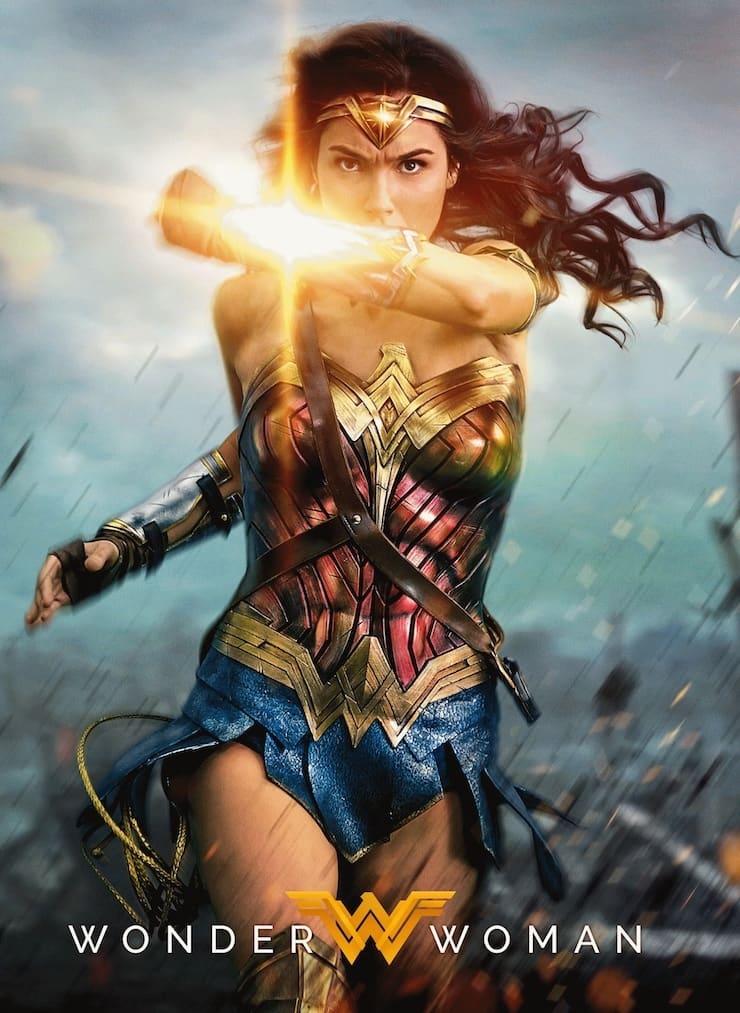 Чудо-женщина (Wonder Woman), 2017