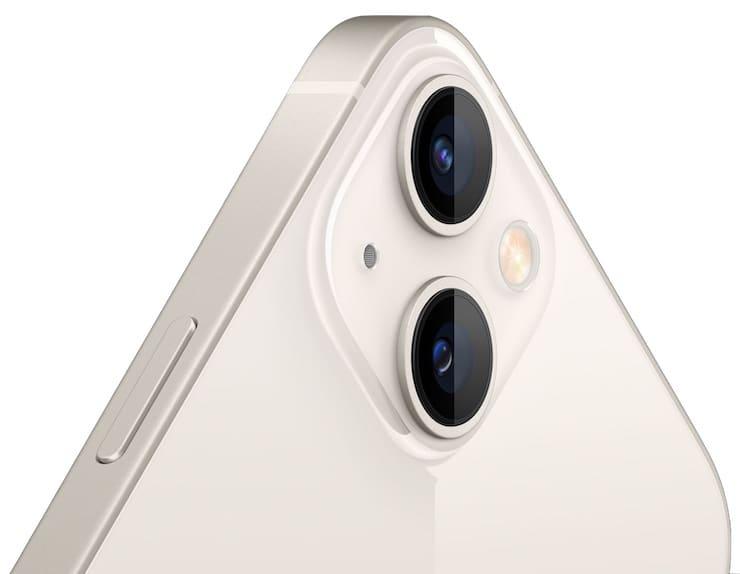 Дизайн iPhone 13 и iPhone 13 mini