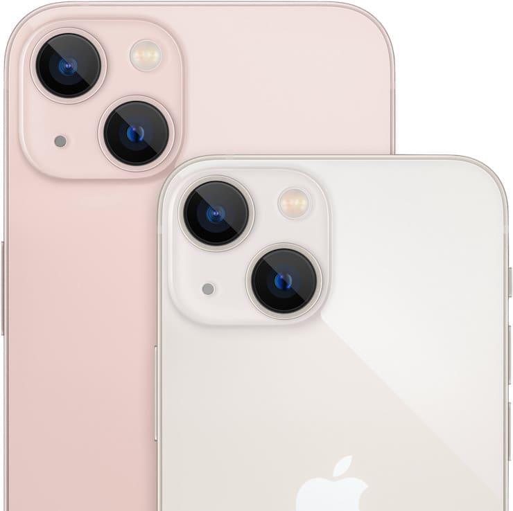 Камеры iPhone 13