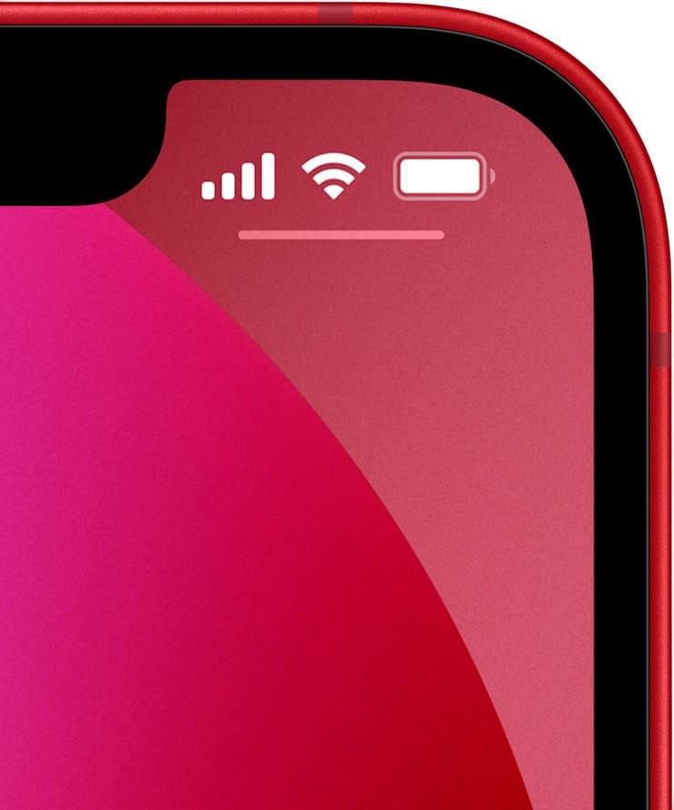 Аккумулятор iPhone 13 и iPhone 13 mini
