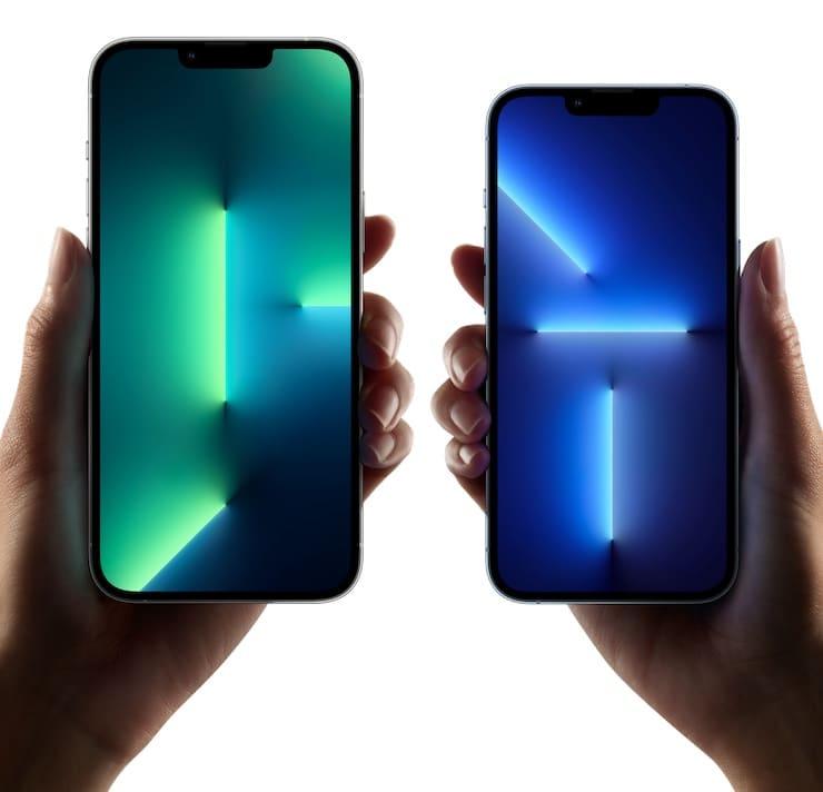 iPhone 13 Pro и iPhone 13 Pro Max
