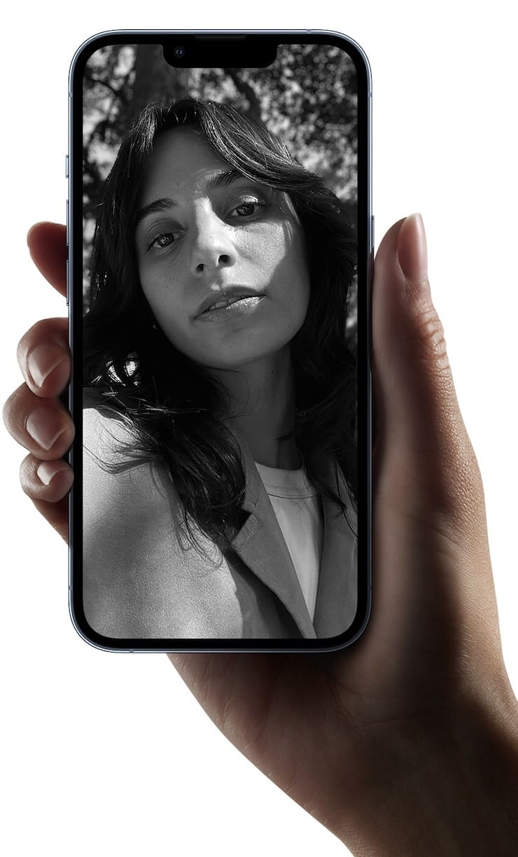 Фронтальная камера в iPhone 13 Pro