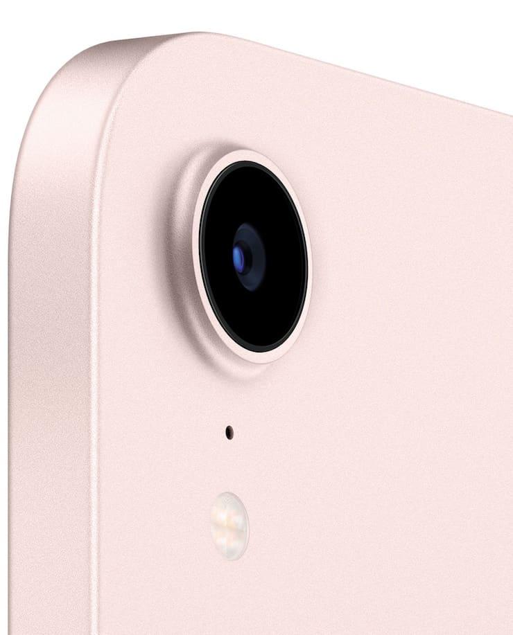 Камеры iPad mini 6 (2021)