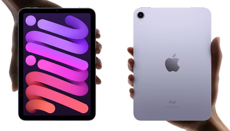 Обзор iPad mini 6 (2021)