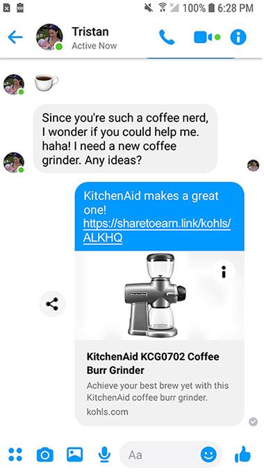 Рекомендация по измельчителю кофе KitchenAid