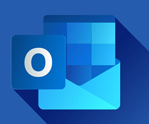 """Логотип Microsoft Outlook """"width ="""" 300 """"height ="""" 250"""