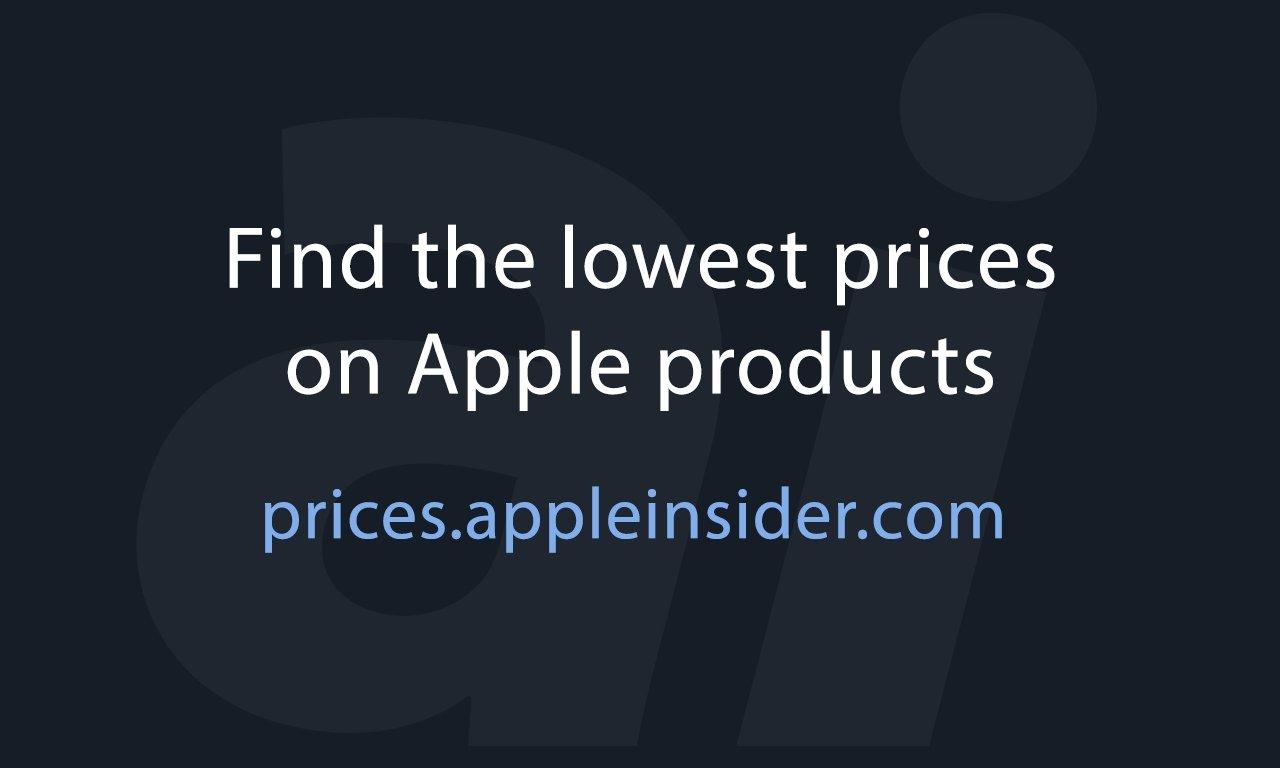 "Текст с лучшими ценами Apple с логотипом AppleInsider ""height ="" 768 ""loading ="" lazy ""class ="" img-responsive article-image ""/> </div> </div> <div class="
