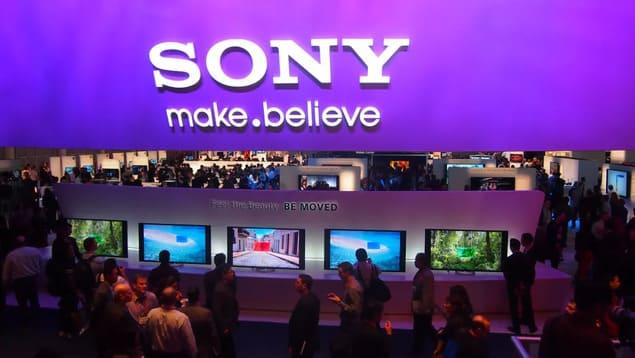 Sony на CES 2022