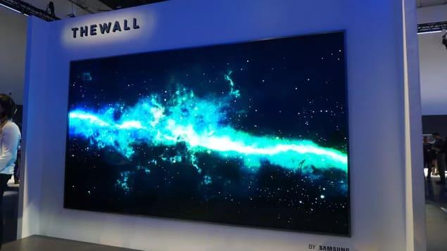 Телевизоры на CES 2022